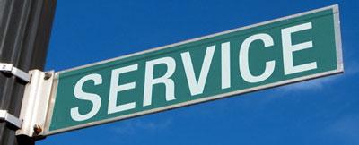 Gabinova service